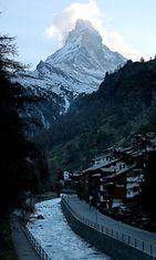 Alpit ja Matterhorn. Kuva: Getty/AOP/Johannes Simon
