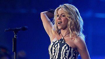 Shakira, kuva: Michelly Rall/Getty Images