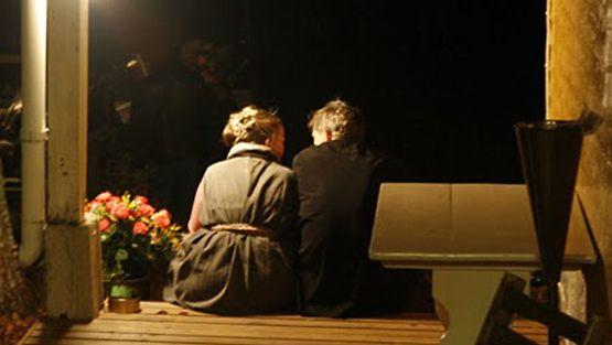 Elina ja Jyrki löysivät toisensa Tartosta.