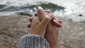 Seniorirakkaus. (Kuva: Marja Airio/Lehtikuva)
