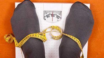 Tutkimuksen mukaan ylipaino suojaa vaivaisenluulta.