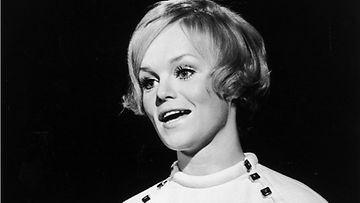 Katri Helena syyskuussa 1968.