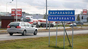 Haaparanta.