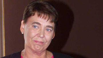 Leena Kallio on palkittu työstään sairaanhoitajana.