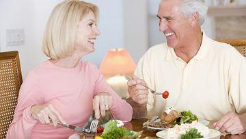 Tyypin 2 diabeetikoilla verensokeri on yleensä liian korkea, eikä välipaloja siksi tarvita.
