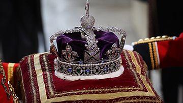 Englannin kruunu