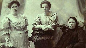 Viktoriaanisen ajan naiselle säädyllisyys oli hyve.