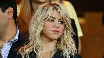 Shakira, Gerard Piquen tyttöystävä