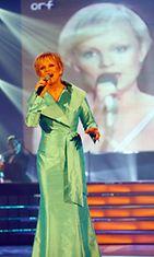 Katri Helena Tampere-talossa toukokuussa 2006.