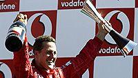 Michael Schumacher (Photo: Mark Thompson/Getty Images)