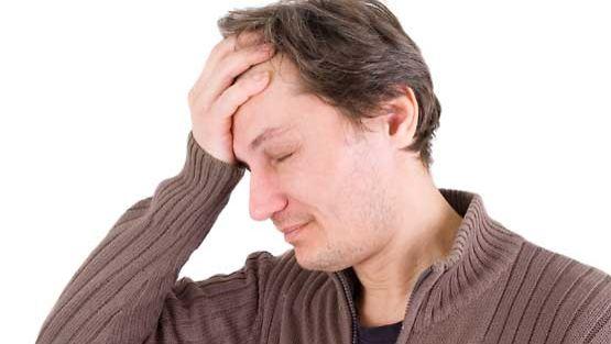 Tunnetko itsesi uupuneeksi tai ahdistuneeksi?