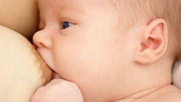 Imetyksessä erittyvä maitoproteiini voi puhkaista nivelreuman, jossa omaa taipumuksen sairauteen.