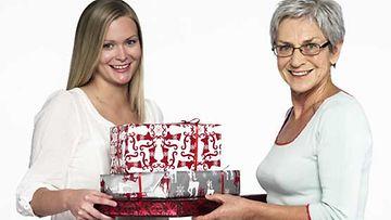 Lähestyvä joulunaika voi herättää sukupolvien kesken kitkaa.