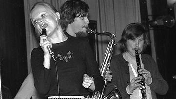 Katri Helena syksyllä 1970.