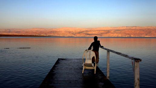 Kuollut meri. Kuva: Getty/AOP/David Silverman