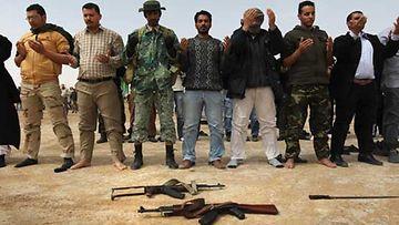 Libyassa tilanne on räjähtämässä käsiin.