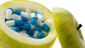 Tarvitseeko ihminen synteettisiä vitamiinivalmisteita?