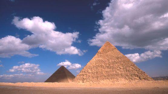 Pyramidien Rakentaminen