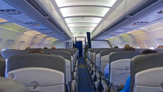 Istumapaikat Lentokoneessa