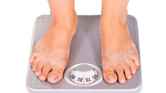 Yleinen suositus laihdutustahdille on puolesta kilosta kiloon viikossa.